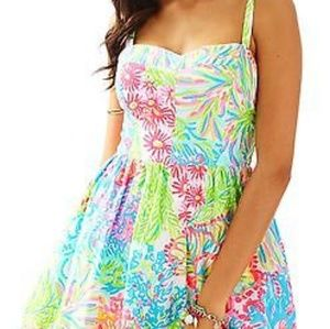 Lilly Pulitzer-Lovers Coral dress *never worn